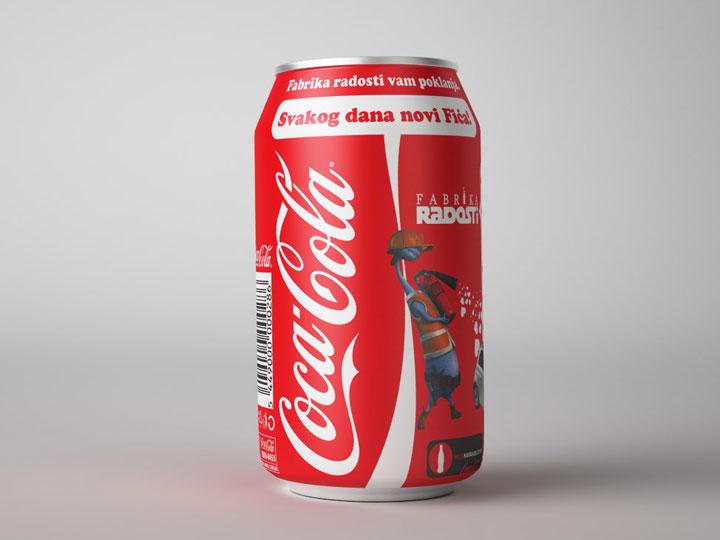 Coca-Cola Happiness Factory