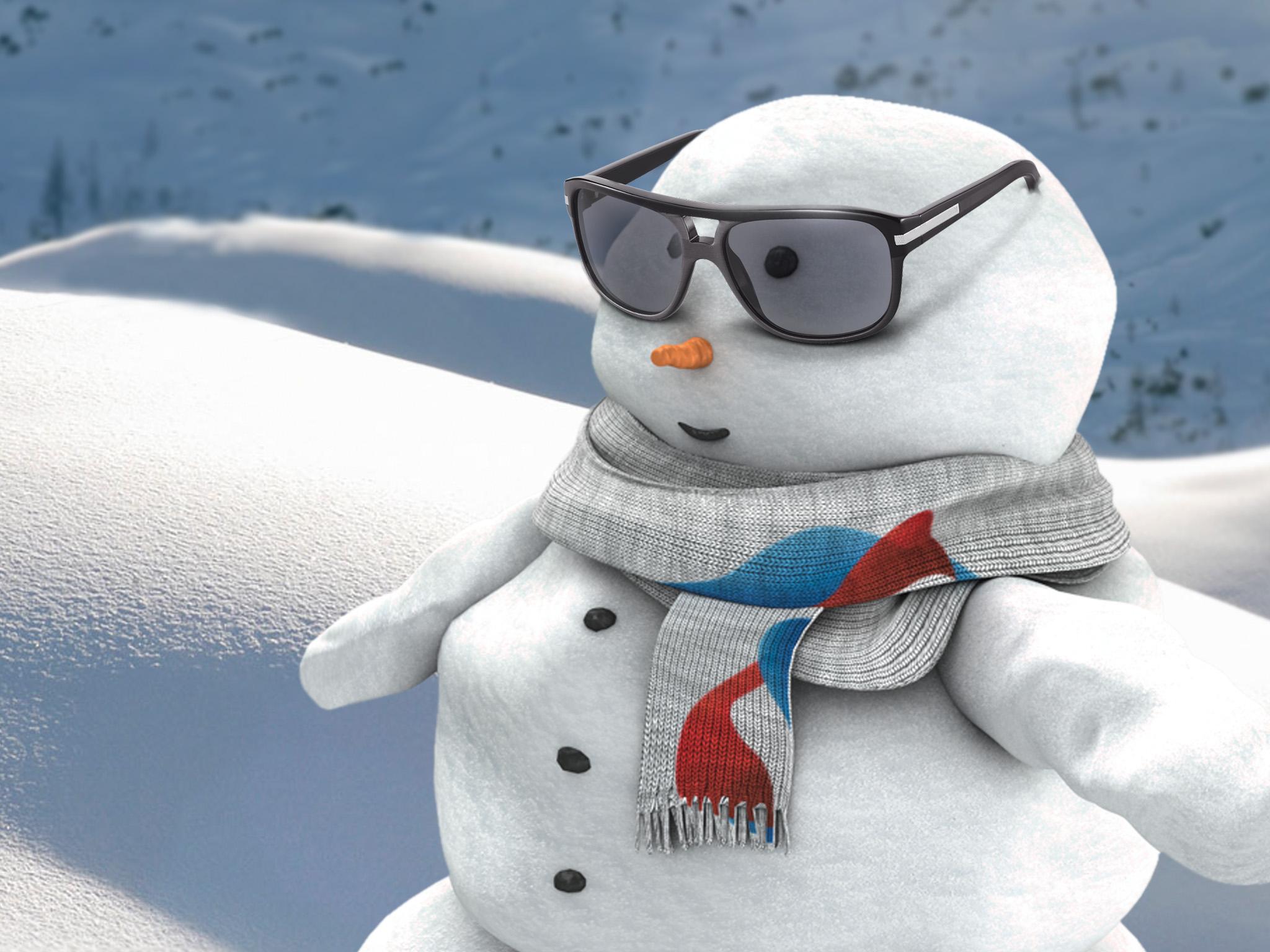 Swisscom Winter campaign